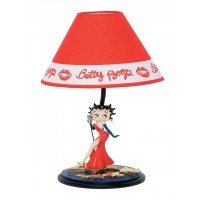 Betty Boop Lamp Singing Design