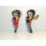 Betty Boop Patch Lot #19 Biker Babe & Going My Way Designs