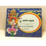 Betty Boop Picture Frame Maps Of Stars' Homes Design
