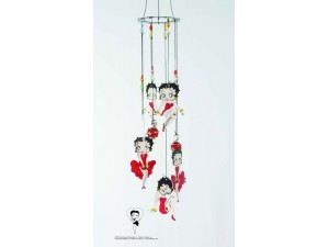Betty Boop Wind Chimes
