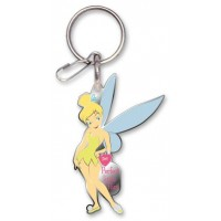 Tinkerbell Key Chain / Zipper Pull Perfect Little Flirt Design