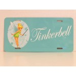 Tinkerbell License Plate
